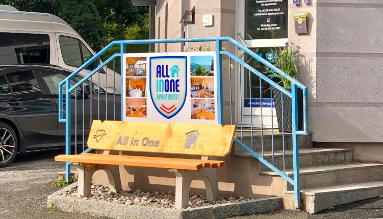 All in One Bench